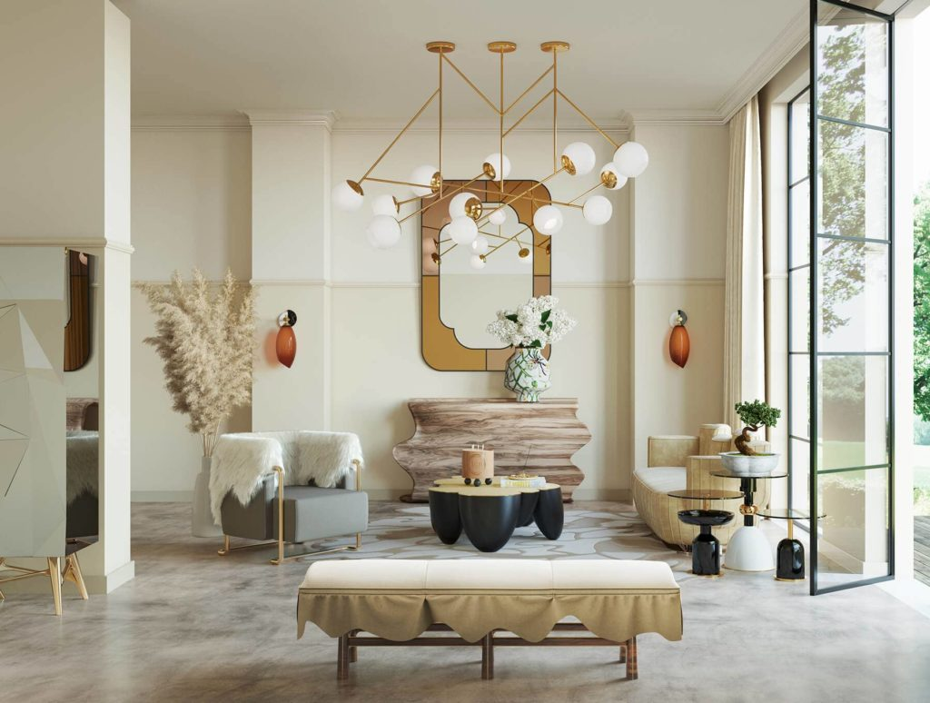 round shapes to elevate your home unique style